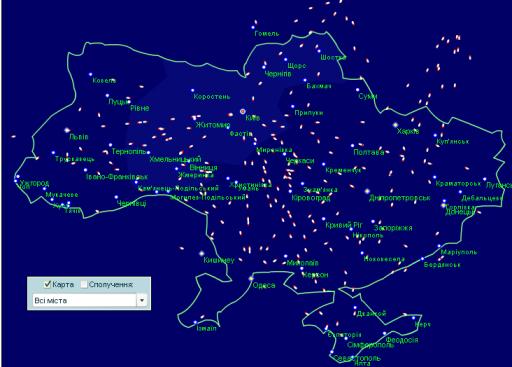инфографика. Украина