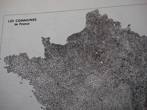 30 000 коммун Франции