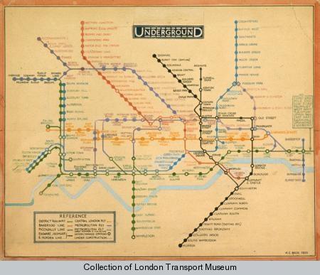 Карманная карта (1932 год)