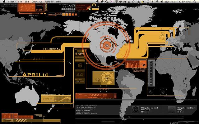 Очень стильная визуализация дэшборда - включая санкей-диаграмму, пусть и лишь в статическом виде