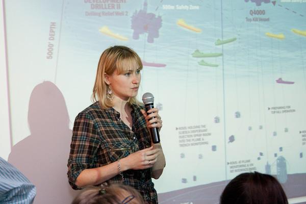 Мастер-класс по инфографике - infographer в Mildberry