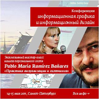 Информационная графика - конференция