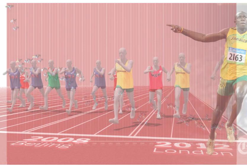 олимпийская инфографика