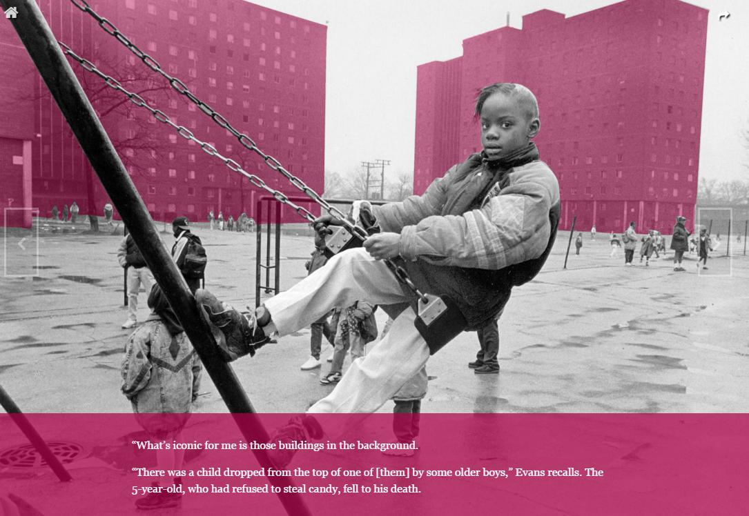 История про социальное жилье в Чикаго